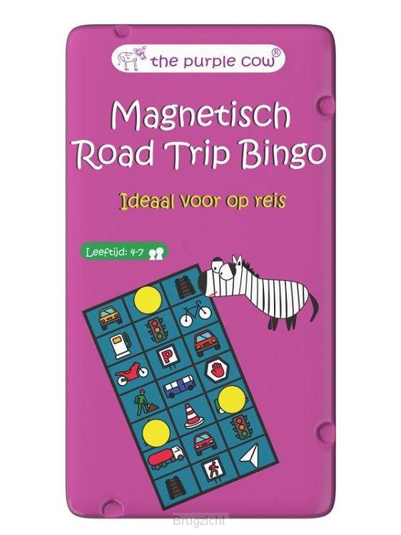 PC - Reisspel: Road Trip Bingo
