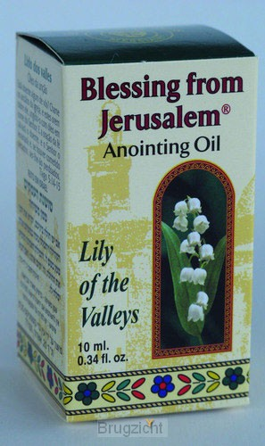 Anointingoil lily of the valleys 10ml