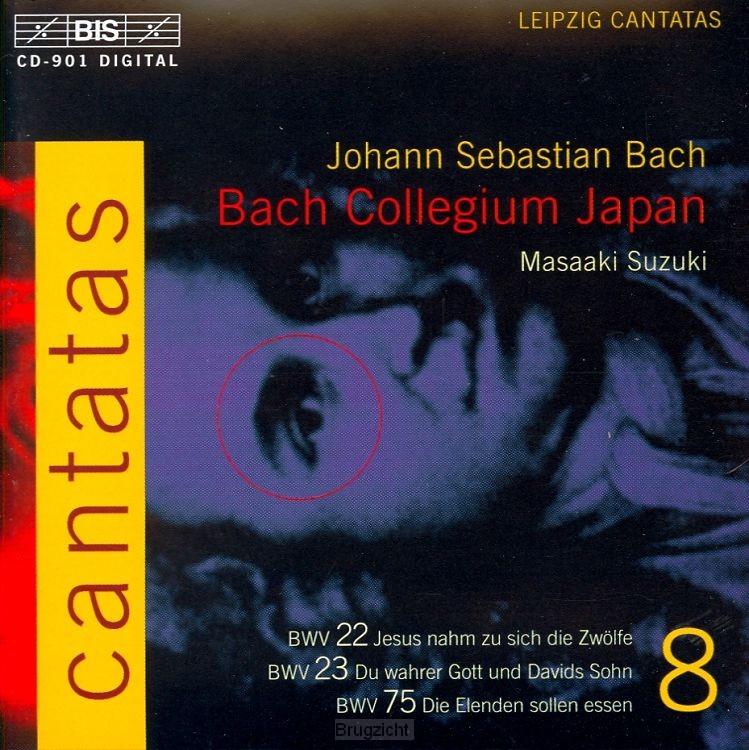 Cantatas vol.8