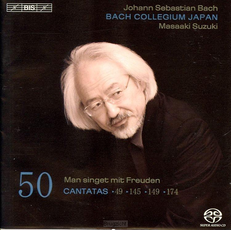 Cantatas vol.50