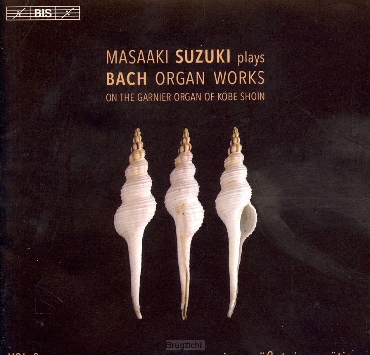 Bach Organ Works vol.2