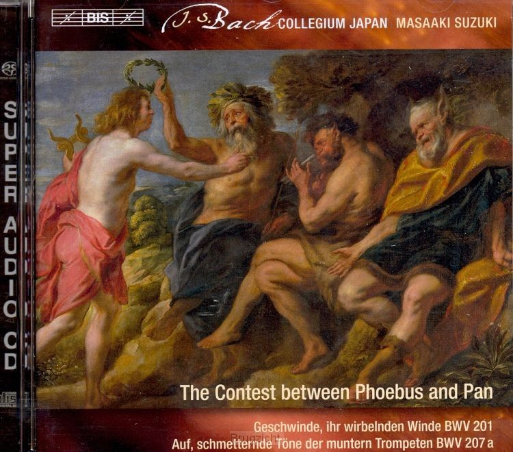 Secular Cantatas vol.9