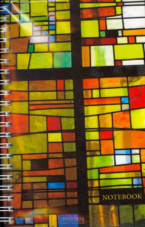 Stained Glass-Cross