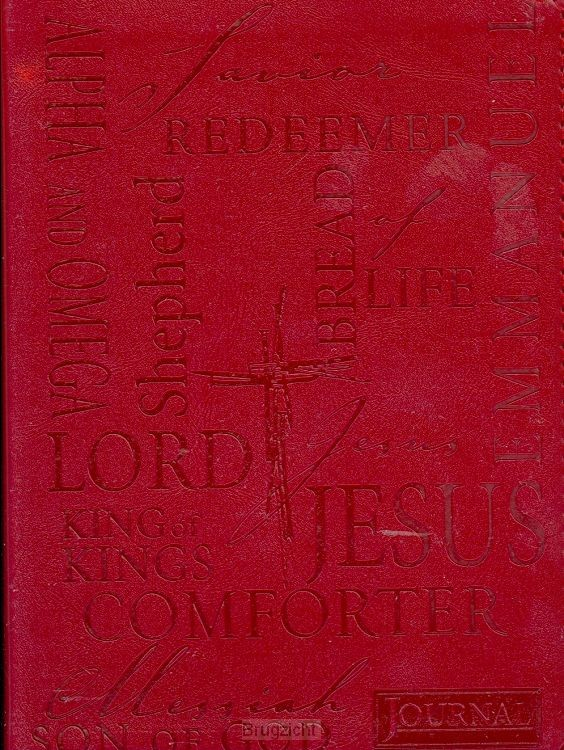 Journal Names of Jesus