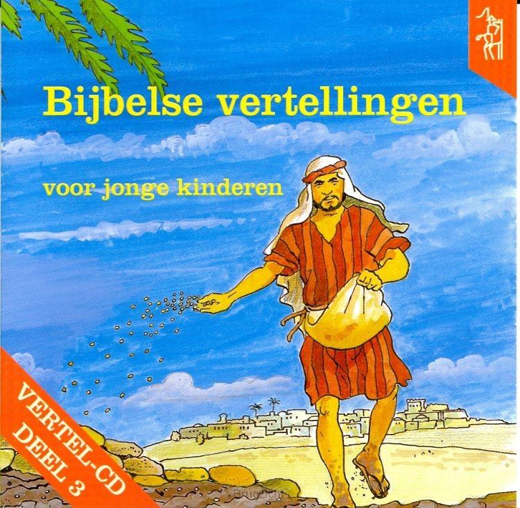CD Bijbelse vertellingen vol.3