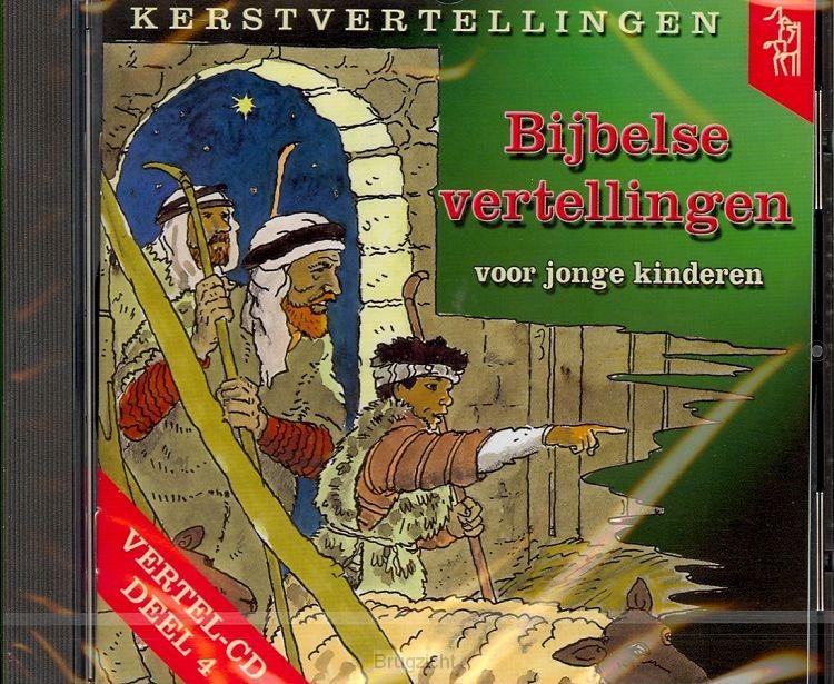 CD Bijbelse Vertellingen vol.4 kerst