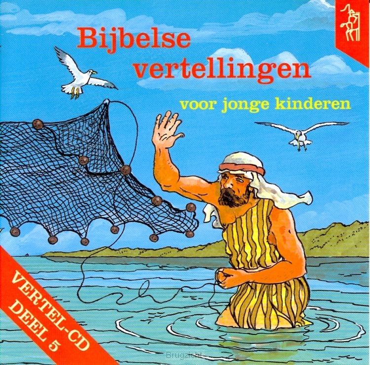 CD Bijbelse vertellingen vol.5