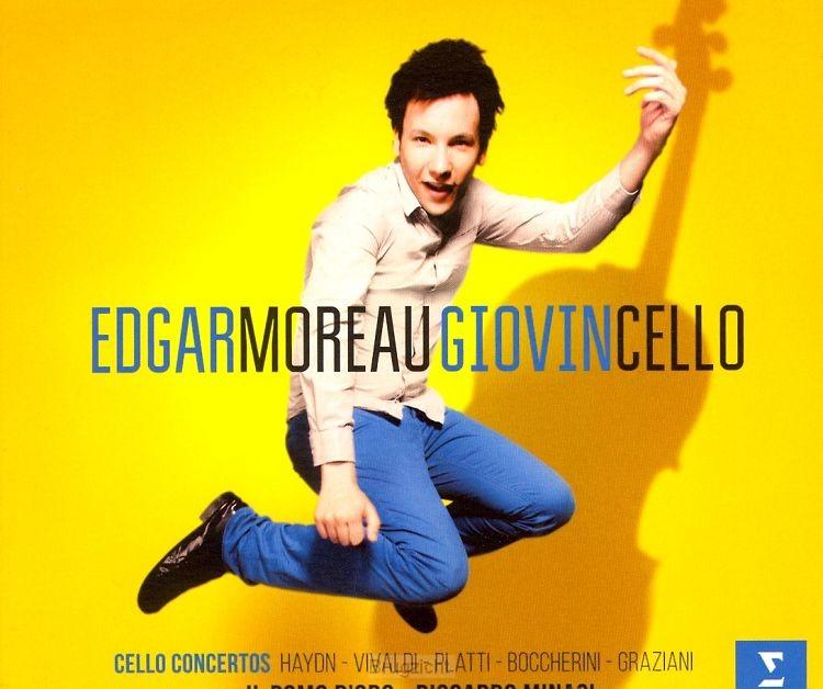 Giovincello Cello Concertos