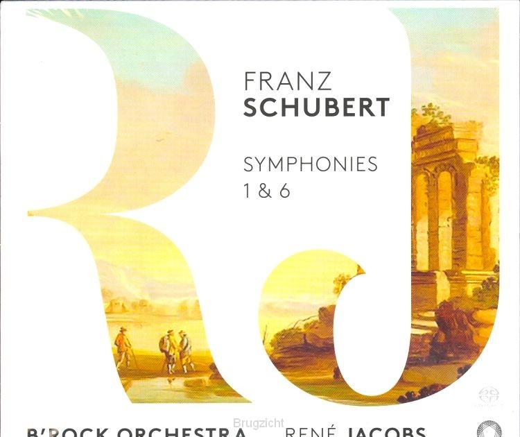 Symphonies 1 & 6 (AK 2018)