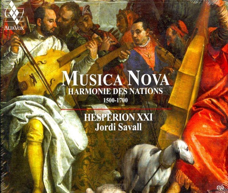 Musica Nova 1500-1700 vol XI