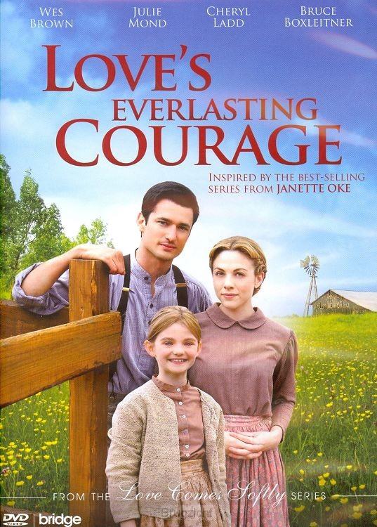 DVD Love's everlasting courage