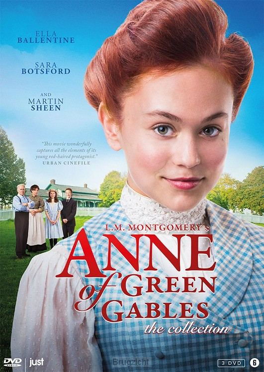DVD Anne of Green Gables - Collection