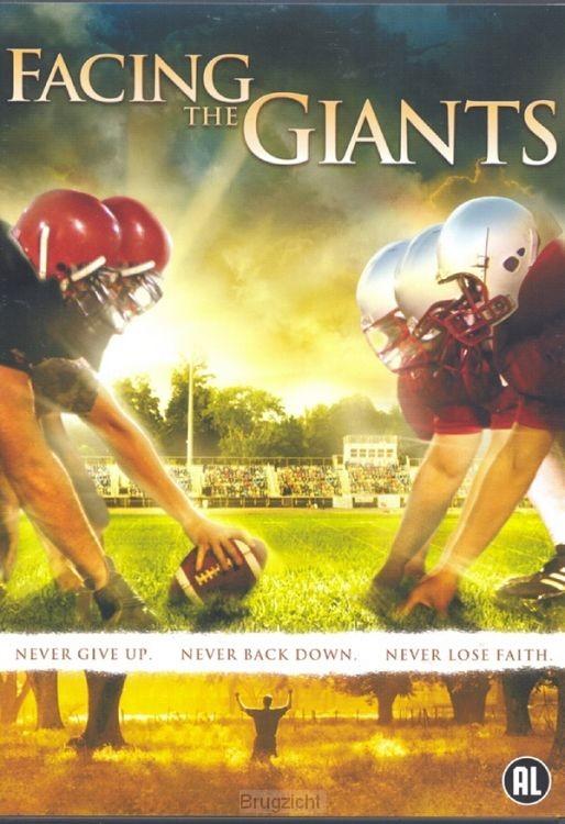 DVD Facing The Giants