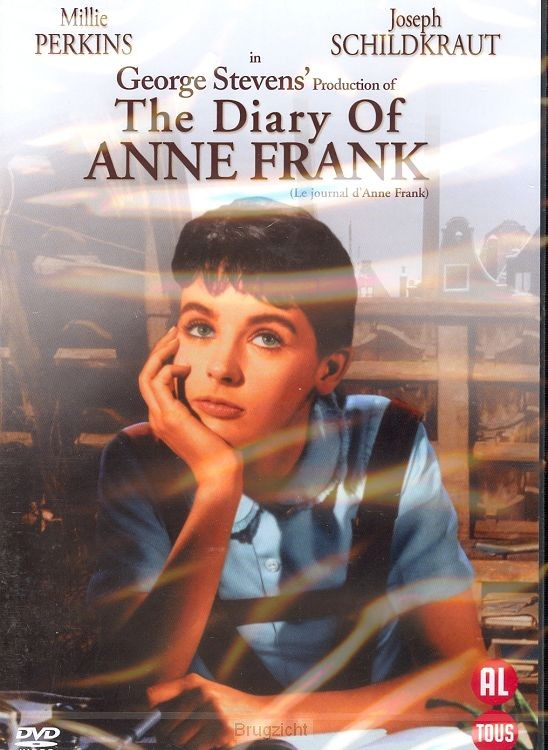 DVD The diary of Anne Frank