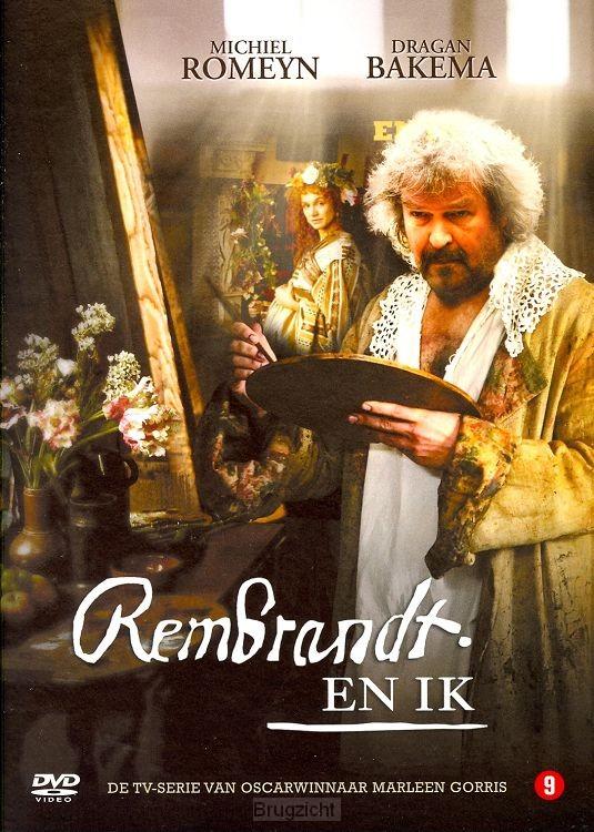DVD Rembrandt en ik