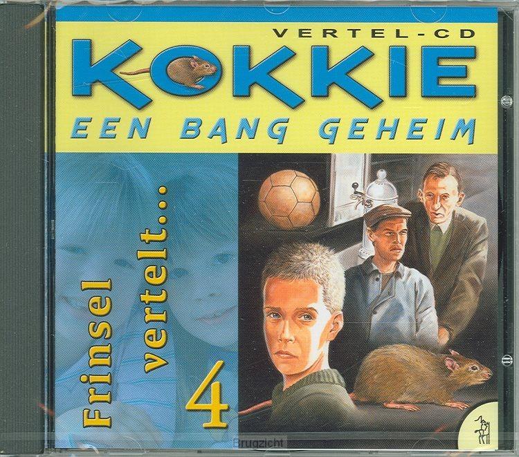 CD Kokkie 4  Een bang geheim