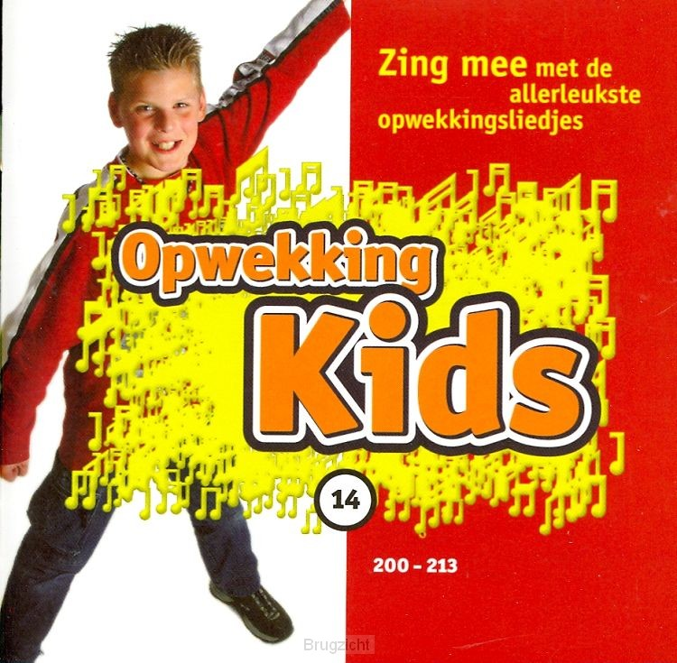 Opwekking Kids vol.14 (200-213)