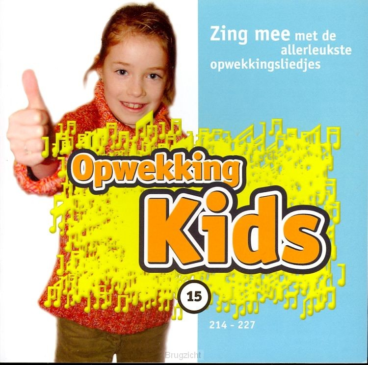 Opwekking Kids vol.15 (214-227)