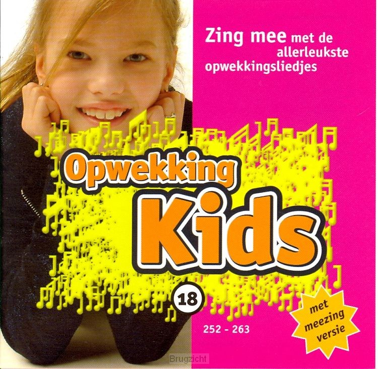 Opwekking Kids vol.18 (252-263)