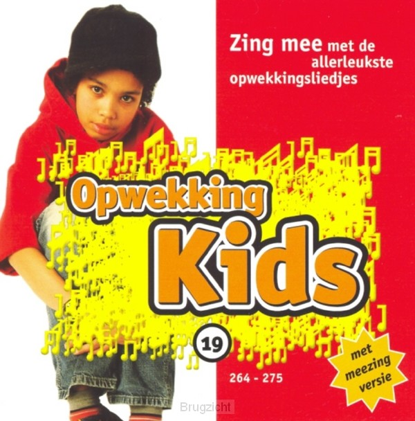 Opwekking Kids vol.19 (264-275)