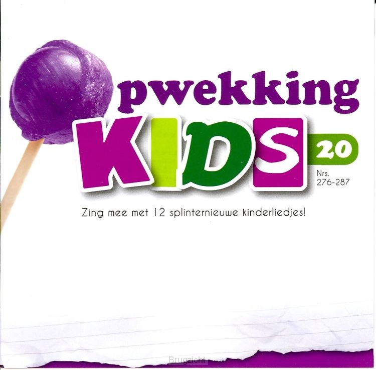 Opwekking Kids vol.20 (276-287)