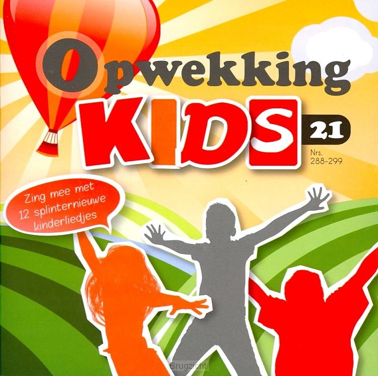 Opwekking Kids vol.21 (288-299)
