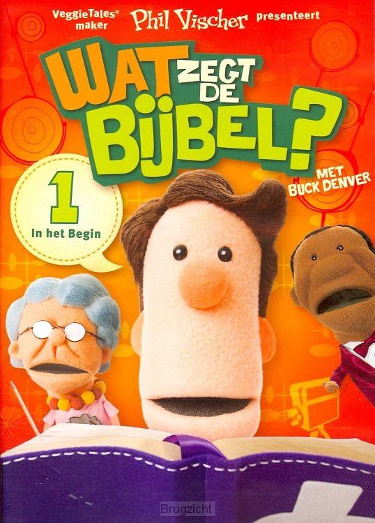 DVD Wat zegt de Bijbel 1