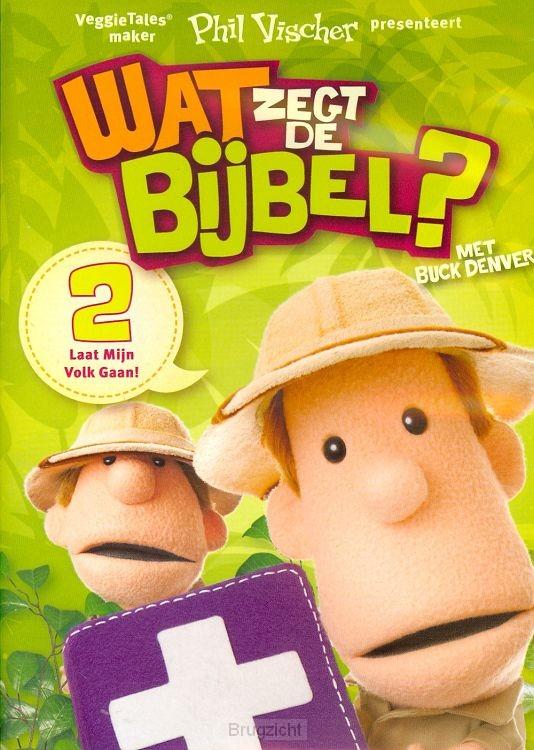 DVD Wat zegt de Bijbel 2