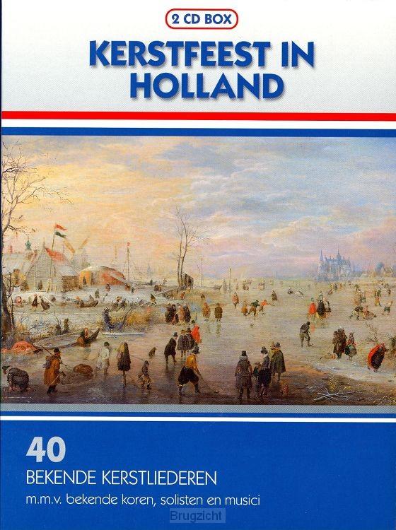 Kerstfeest in Holland 2CD Box