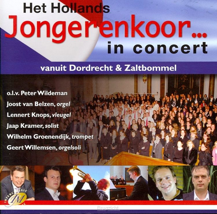 Het Hollands Jongerenkoor in concert
