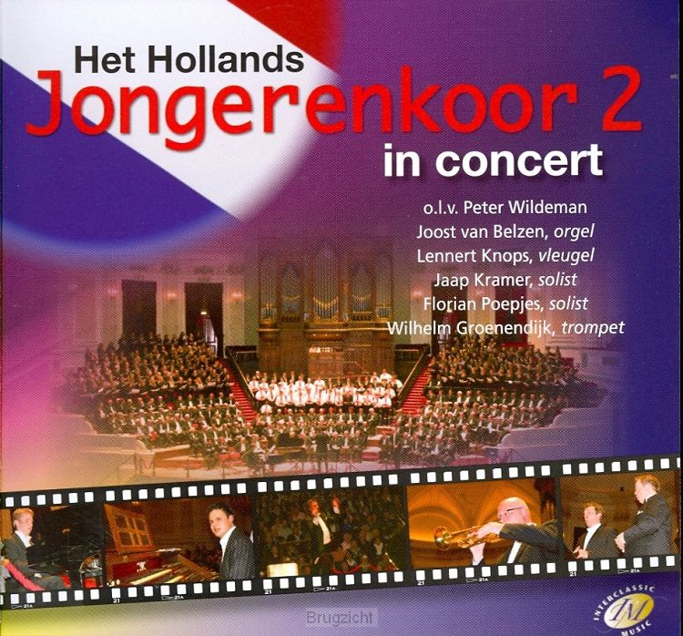 Het Hollands Jongerenkoor in concert 2