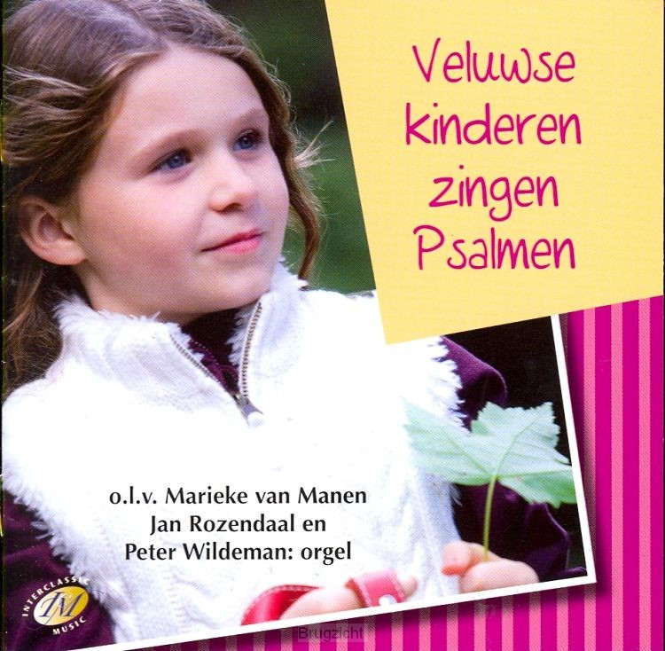Veluwse kinderen zingen psalmen 1