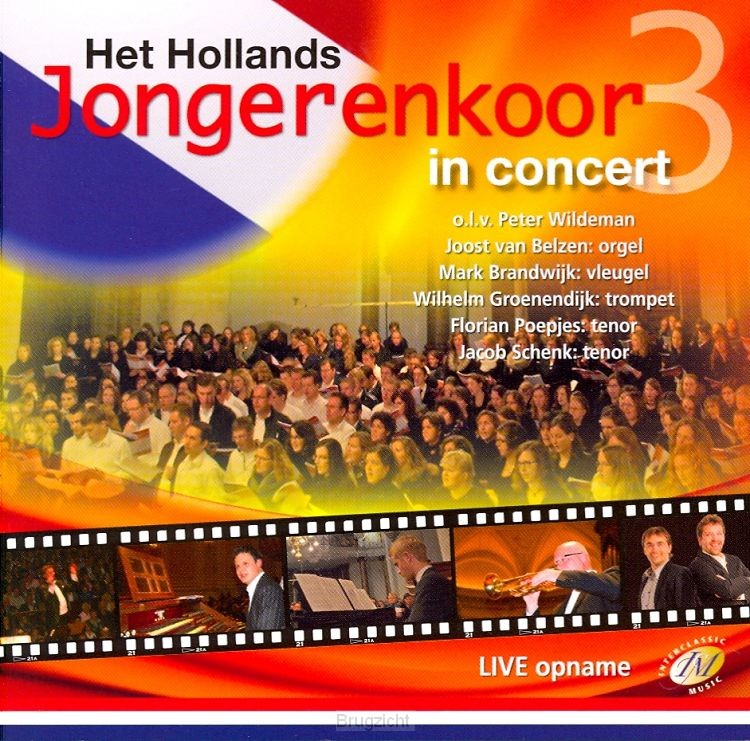 Het Hollands Jongerenkoor in concert 3