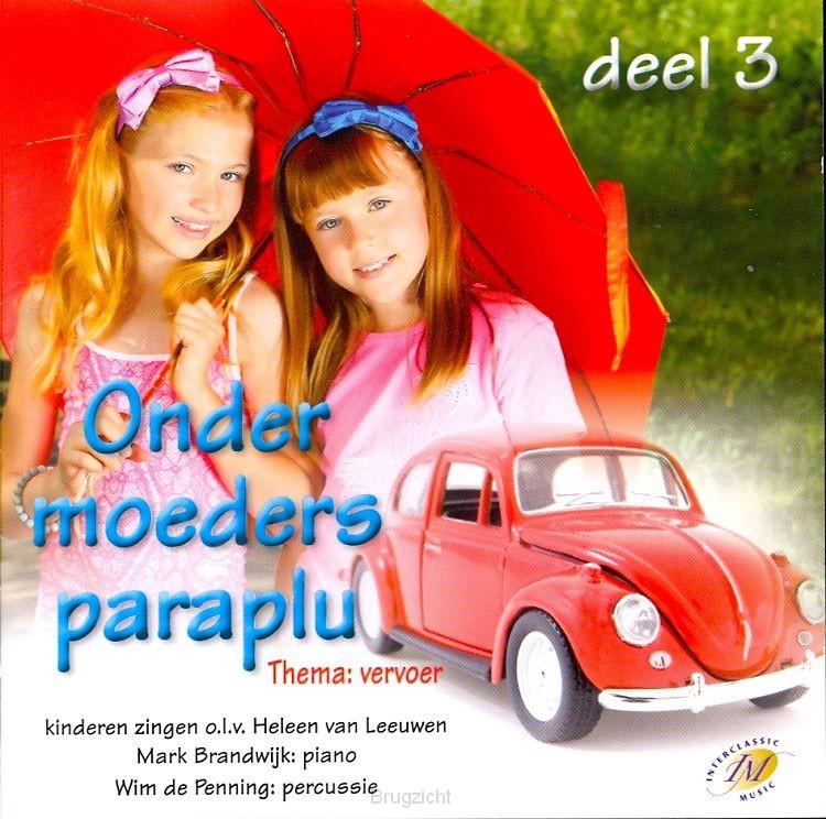 Onder moeders paraplu vol.3