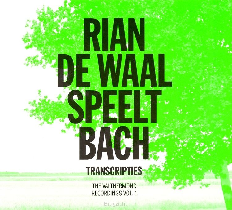 Rian de Waal plays Bach