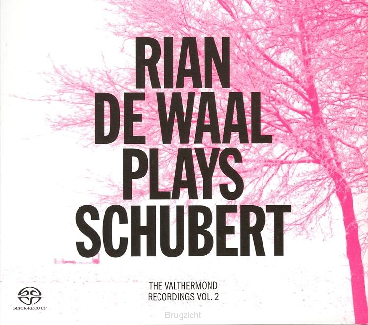 Rian de Waal plays Schubert