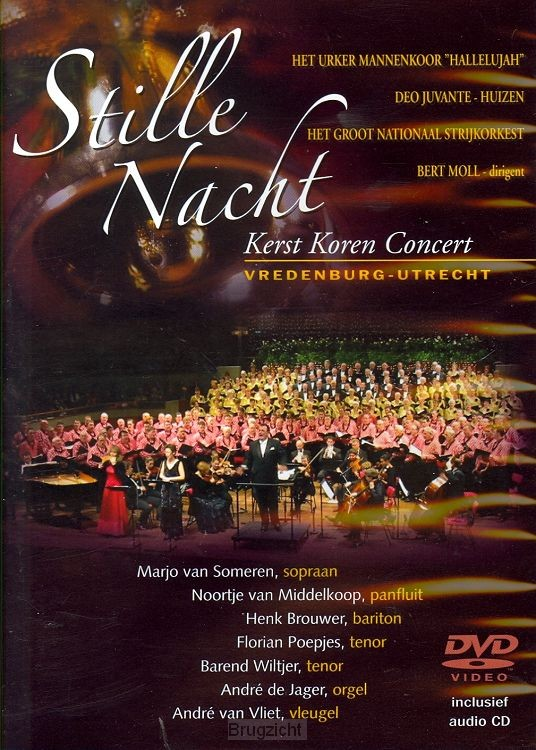 DVD Stille Nacht
