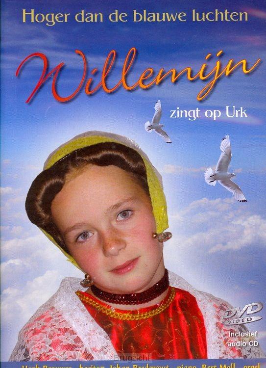 DVD Wiilemijn zingt op Urk