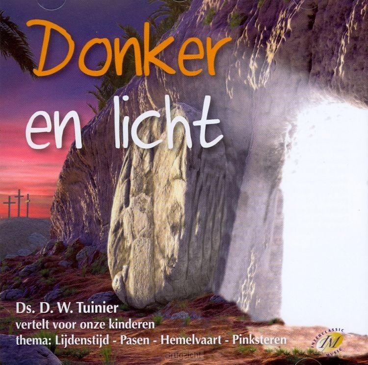 Donker en Licht vertel CD
