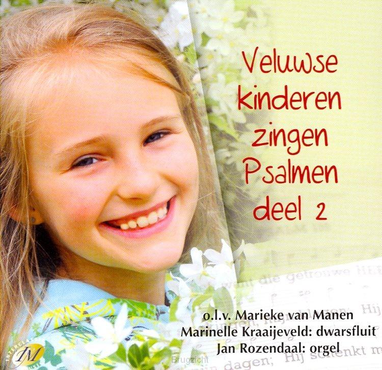 Veluwse kinderen zingen psalmen 2
