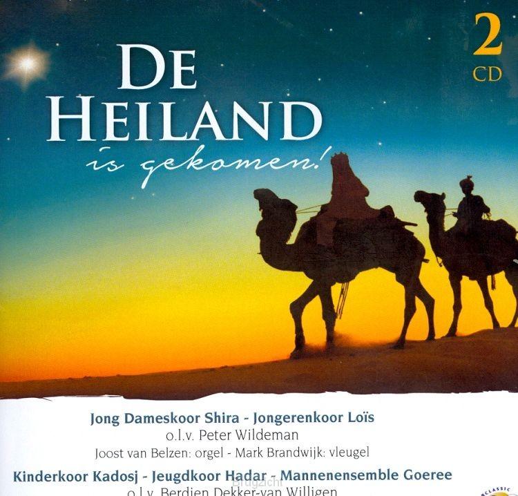 De Heiland is gekomen