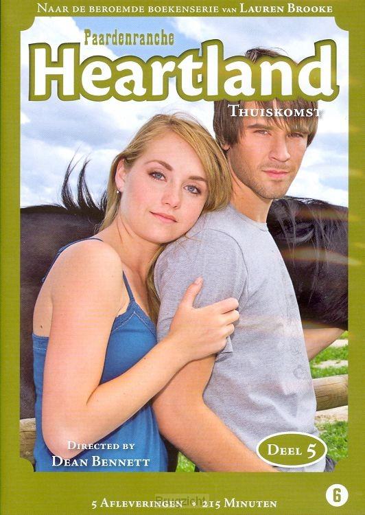 DVD Heartland 5 - Thuiskomst