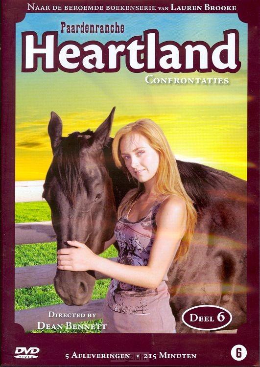 DVD Heartland 6 - Confrontaties
