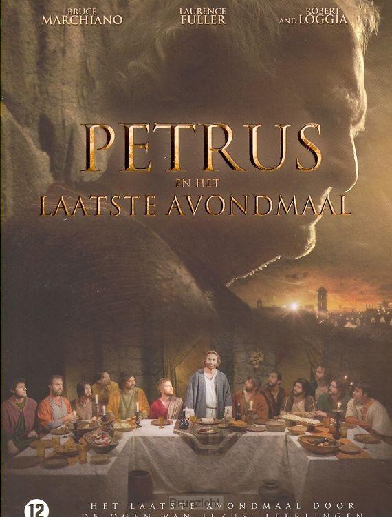 DVD Petrus en het laatste avondmaal