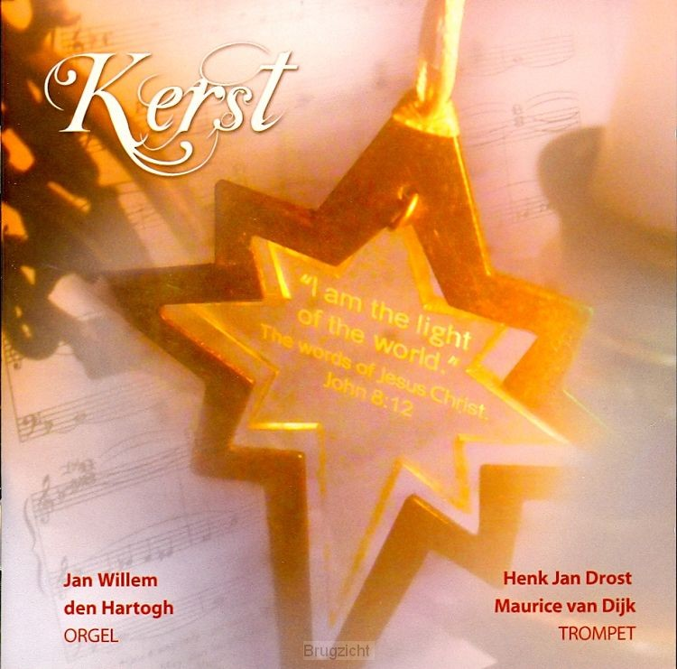 Kerst - I am the light of the world