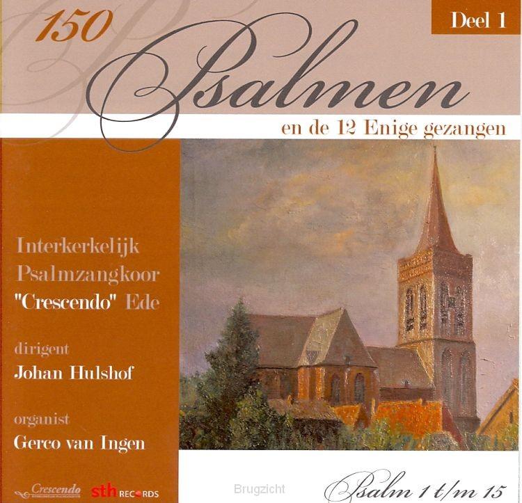 150 Psalmen dl.1