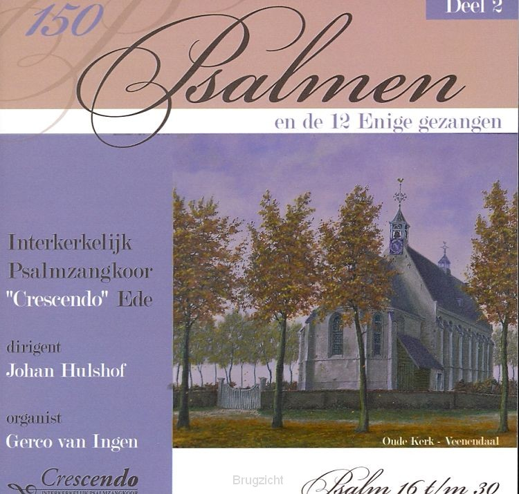150 Psalmen dl.2