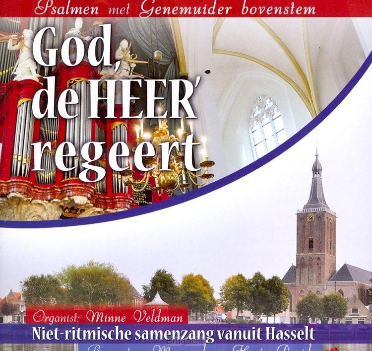 God de Heer regeert vanuit Hasselt