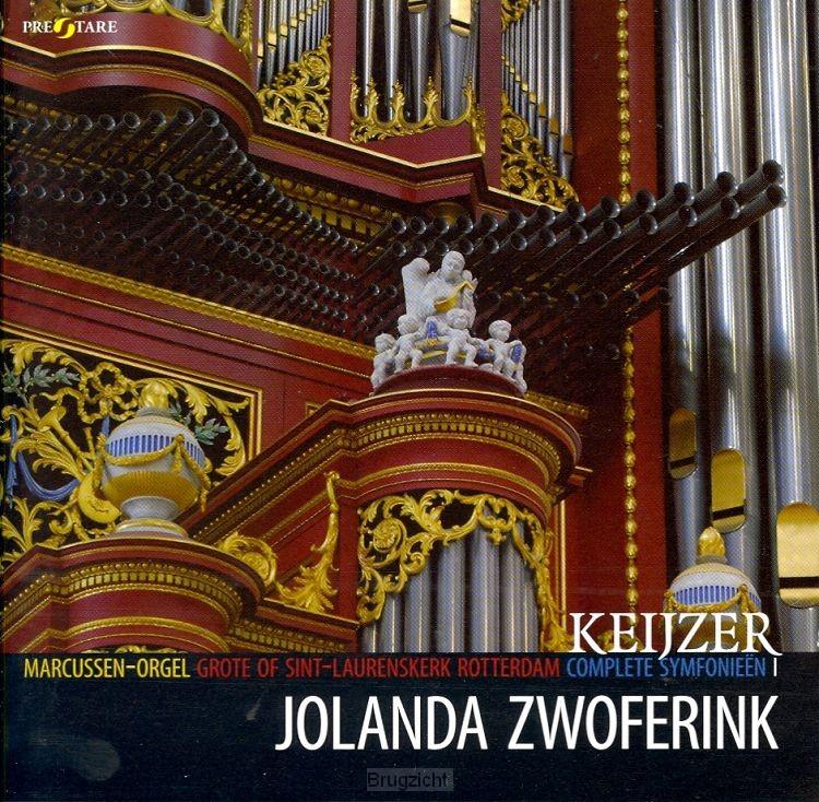 Complete Symfonieen I - Laurenskerk