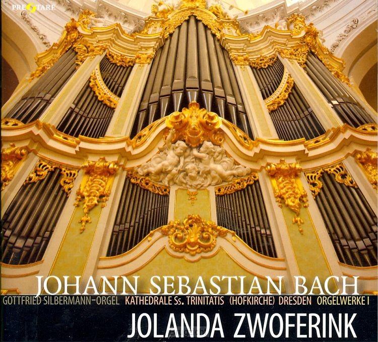 J.S.Bach Orgelwerke I - Dresden